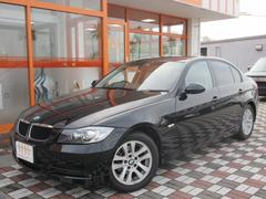 BMW320i 純正HDDナビ F席パワーシート 全国3ヶ月保証