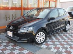 VW ポロ1.4 コンフォートライン 社外HDDナビ 全国3ヶ月保証