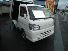 ハイゼットトラックダンプ・4WD・5MT