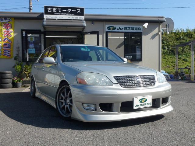 トヨタ グランデiR-V MT エアロ 新品車高調 エアクリ レカロ