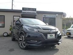 ヴェゼルRS・ホンダセンシング ワンオーナー 純正ナビ フルセグTV