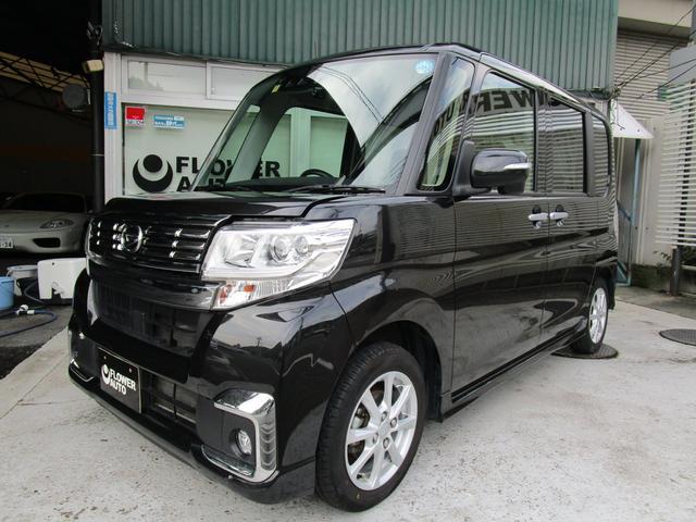 「ダイハツ」「タント」「コンパクトカー」「広島県」の中古車