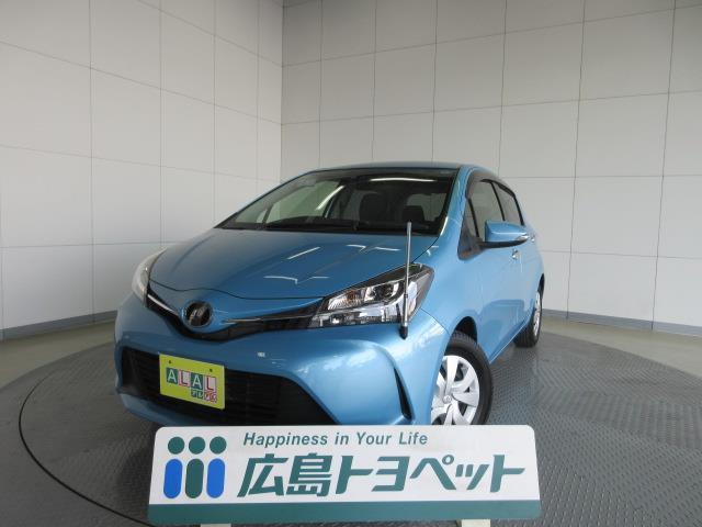 トヨタ 1.3F LEDエディション ナビ&Bカメ ETC
