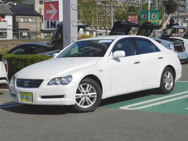 トヨタ 250G メーカーOPナビ ETC 車検整備付
