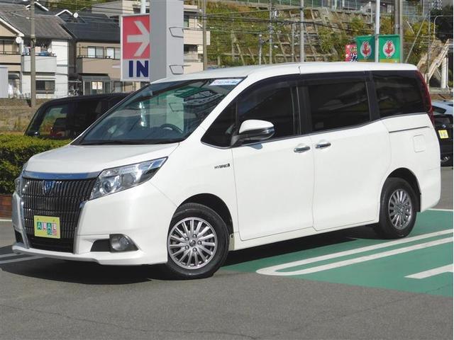 トヨタ ハイブリッドGi LEDヘッドランプ DVD再生 ETC