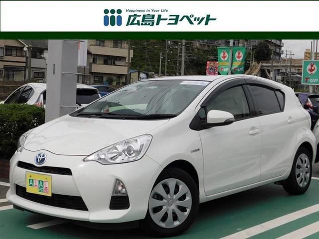 トヨタ S 純正ナビ&バックカメラ スマートキー
