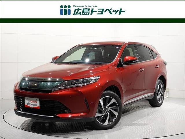 「トヨタ」「ハリアー」「SUV・クロカン」「広島県」の中古車