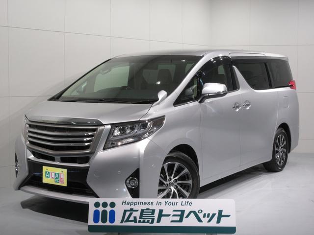 トヨタ 3.5GF MOPナビ 後席モニター Bカメ ETC