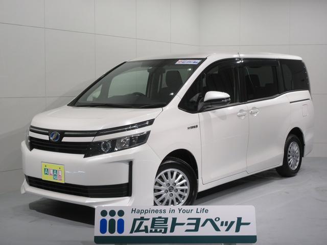 トヨタ ハイブリッドX ナビ Bカメ ETC