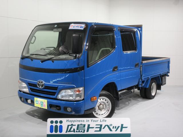 トヨタ Wキャブロングジャストロー ETC