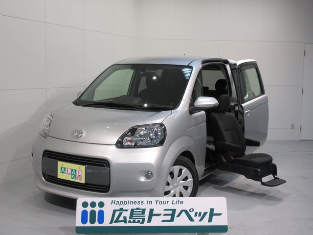 トヨタ F 助手席リフトアップ ナビ ETC