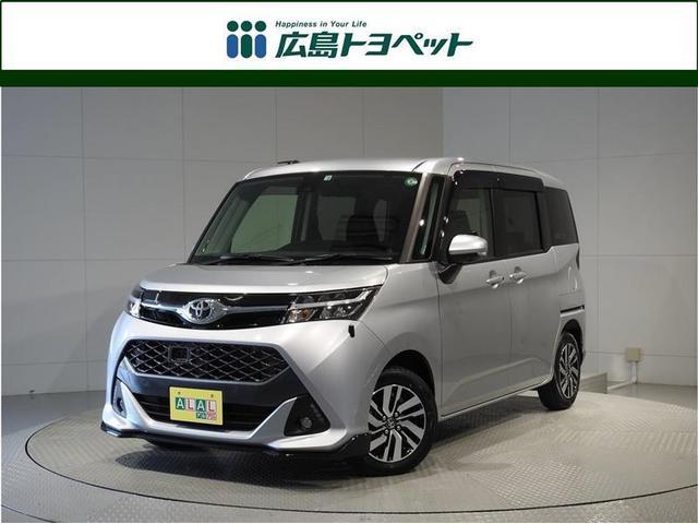 トヨタ タンク カスタムG S ナビ Bカメ