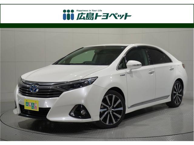 トヨタ G ヴィオラ MOPナビ Bカメ ETC サンルーフ LED