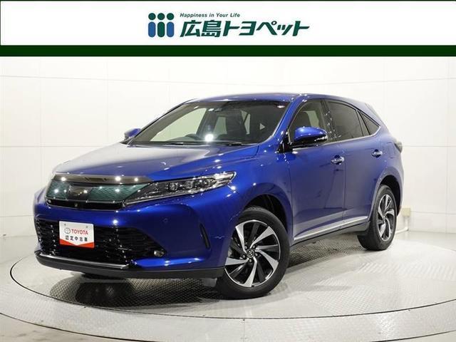 トヨタ ハリアー プログレス