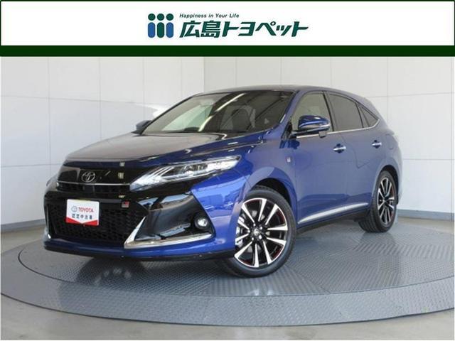 トヨタ ハリアー エレガンス GRスポーツ