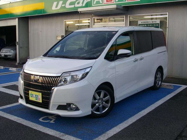 トヨタ Xi 8人乗り ローダウン LED 両側電動スライド
