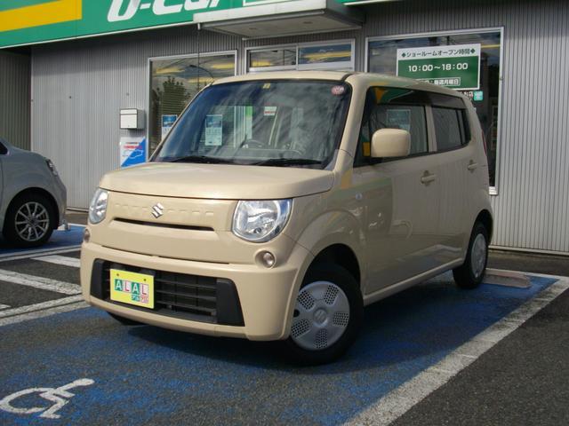 スズキ MRワゴン G 4WD 車検整備付き CD再生オーディオ...