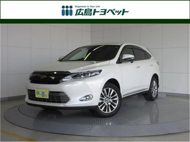 トヨタ プレミアム  サンルーフ・本革シート