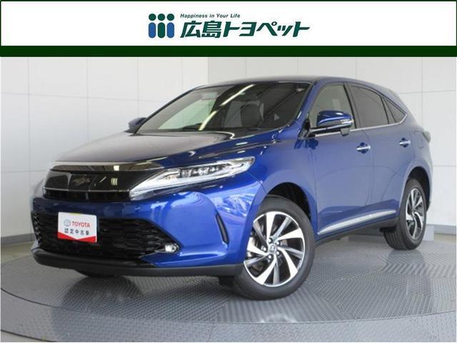 トヨタ ハリアー プレミアム フルセグナビ・カメラ