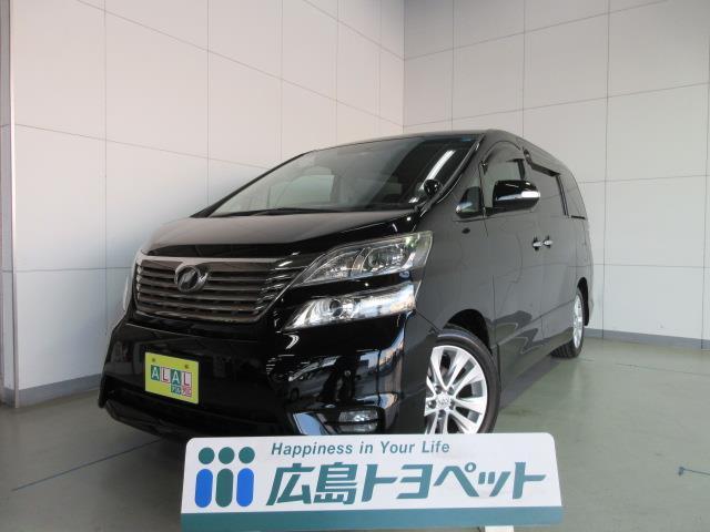 トヨタ 2.4Z ナビ 後席モニター Bカメ ETC