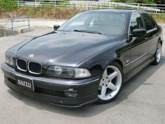 BMW525i シュニッツァーフルエアロ アルミ