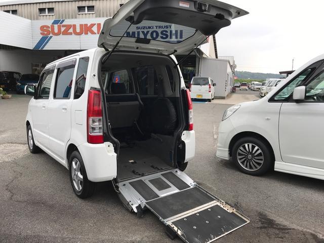 スズキ スローパー 福祉車両 エアコン コラムAT アルミホイール