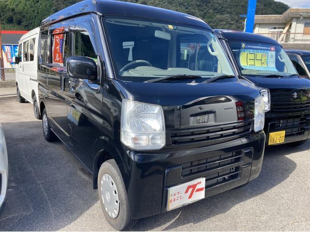 マツダ バスター 4WD 5速MT キーレス ETC エアコン パワステ 両側スライドドア