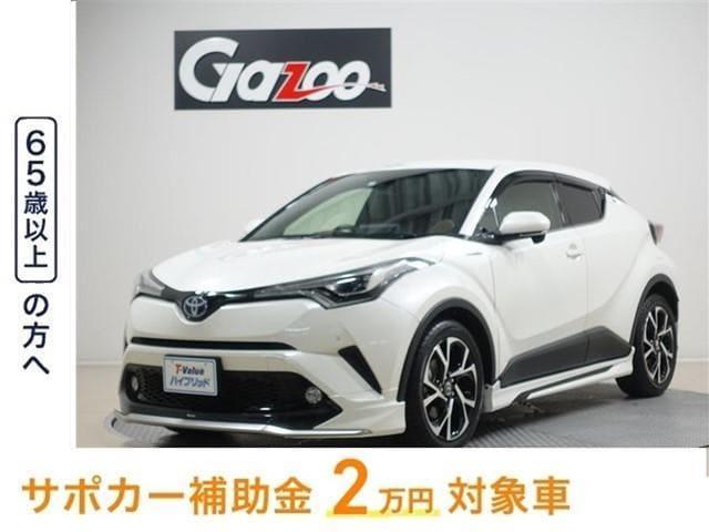 「トヨタ」「C-HR」「SUV・クロカン」「広島県」の中古車