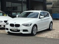 BMW116i Mスポーツ パーキングサポートPKG ETC