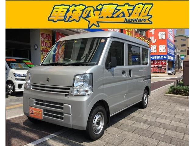 スズキ PAリミテッド 4WD 元事業用 キーレス