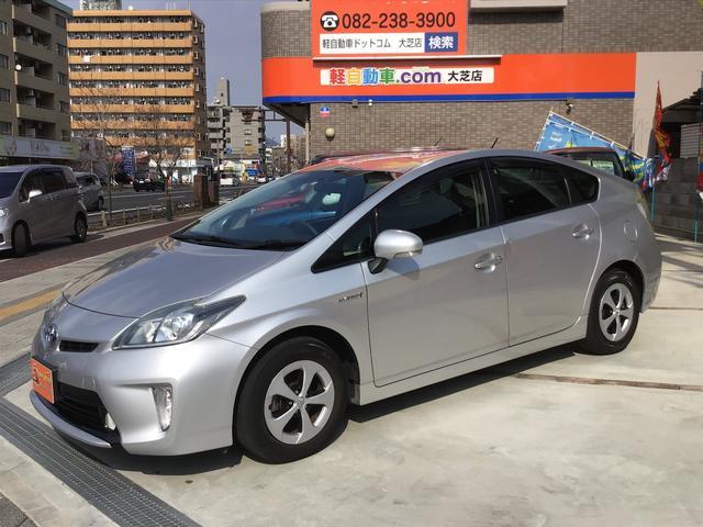トヨタ S アルミホイール スマートキー SDナビ ワンセグTV