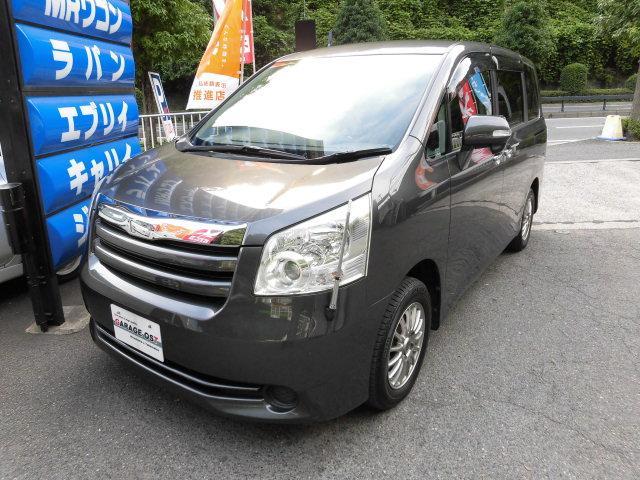トヨタ X スマートED 両側PSD 地デジナビ 全国ロング保証