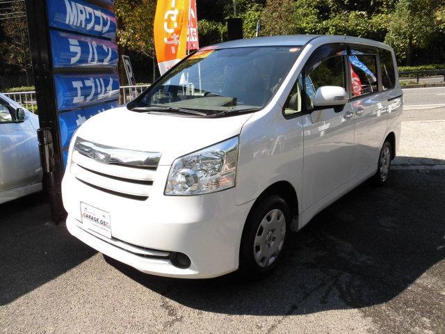 トヨタ XスマートED 両PSD 後カメラ地デジナビ 全国ロング保証