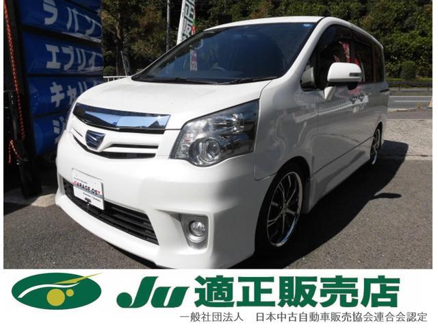 トヨタ ノア Siレイッシュ 両PSD 車高調 VIPER 全国ロング保証