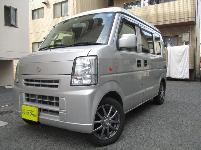 「スズキ」「エブリイ」「コンパクトカー」「広島県」の中古車