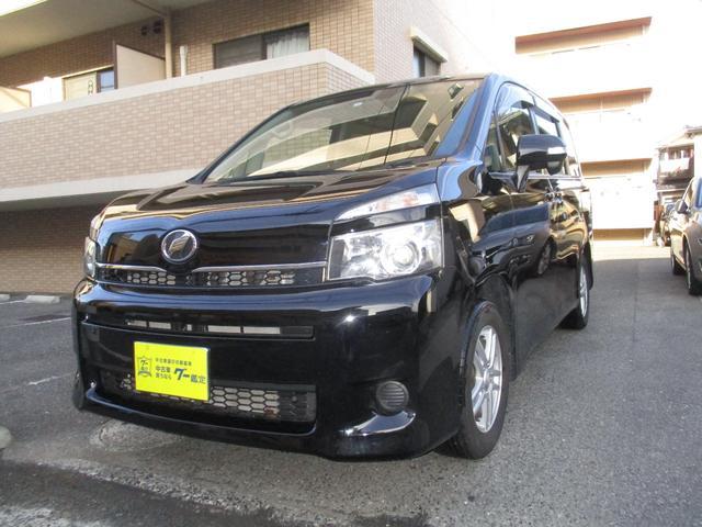 「トヨタ」「ヴォクシー」「ミニバン・ワンボックス」「広島県」の中古車