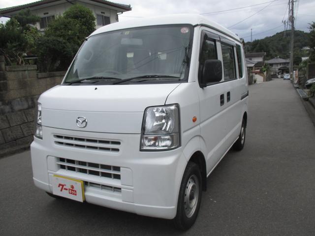 マツダ PA 4WD 5速 エアコン パワステ ETC付き
