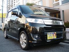 ワゴンRスティングレーX HDDナビ 地デジ スマートキー車