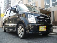 ワゴンRFX−Sリミテッド HDDナビ GOO鑑定車
