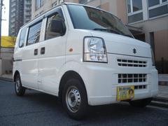 エブリイGA Tベルチェーン 5速ミッション GOO鑑定車