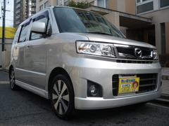 AZワゴンカスタムスタイルX スマートキー GOO鑑定車
