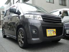 AZワゴンカスタムスタイルXS Tベルチェーン式 プッシュスタート GOO鑑定車