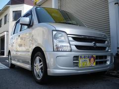 ワゴンRFX−Sリミテッド メモリーナビ Tチェーン式 GOO鑑定車