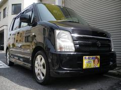 ワゴンRFX−Sリミテッド Tベルチェーン式 GOO鑑定車
