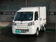 ハイゼットトラック中温冷蔵冷凍車−5℃未使用車パワステフロアオートマ