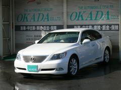 LSLS460 IパッケージナビTV本革エアシートETC