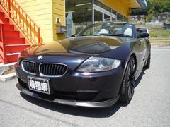 BMW Z4リミテッドエディション 電動オープン