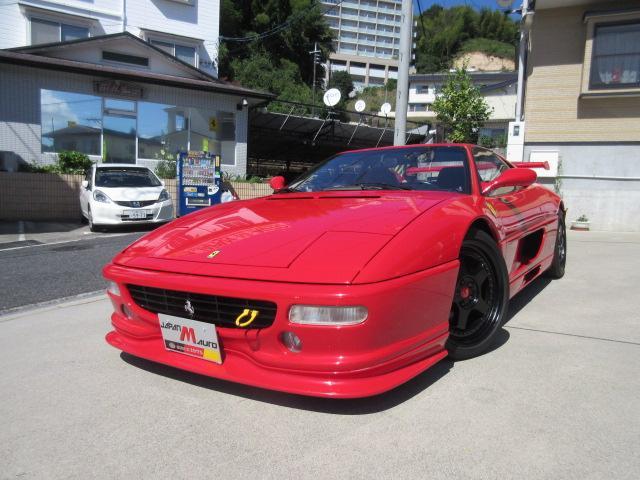 フェラーリ F1 GTS ディーラー車 RSDスポイラー&リアウイング