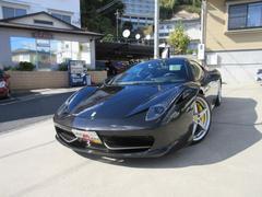フェラーリ 458イタリアF1 DCT