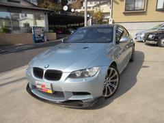 BMWM3クーペ カーボンスポイラー チタンマフラー